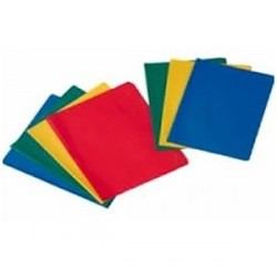 CARPETA PAPEL MANUAL 10 COLORES TOR