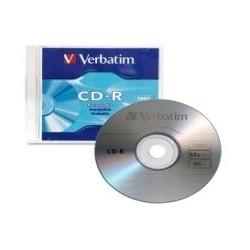 CD-R  2 UND VERBATIM i