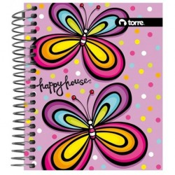 CUADERNO MINI 8.5X10.6 5MM...