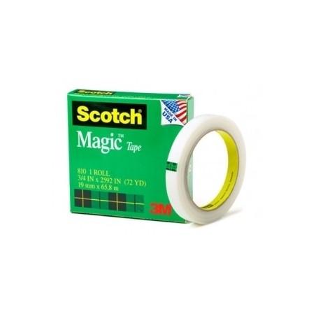SCOTCH 3M 810 18 X 66 CONO...
