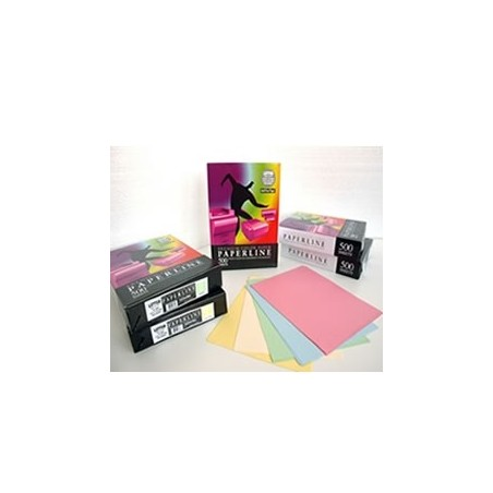 RESMA DE PAPEL OFICIO COLOR...