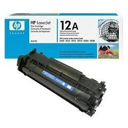 TONER HP Q2612A  NEGRO...