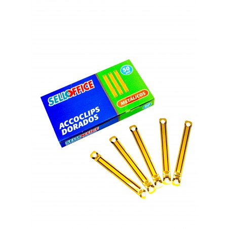 ACCOCLIPS METALICO...