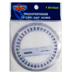 TRANSPORTADOR 360° PROARTE...