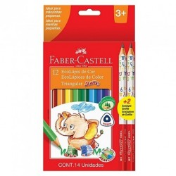LAPICES COLOR JUMBO 12...