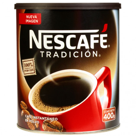 CAFE 400GR NESCAFE...