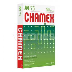 RESMA DE PAPEL A-4 CHAMEX...