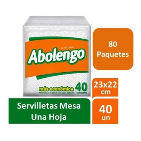 SERVILLETA ABOLENGO 22X23CM...