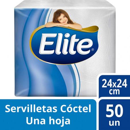 SERVILLETA ELITE COCTEL 24...