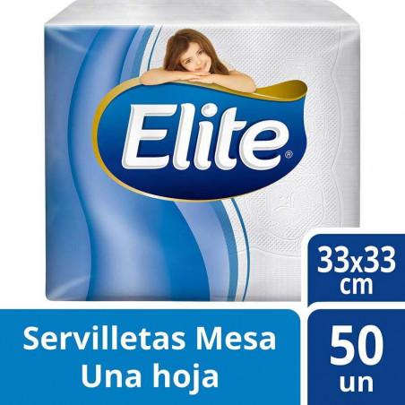 SERVILLETA ELITE 30 X 33 CM...
