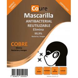 MASCARILLA DE COBRE...