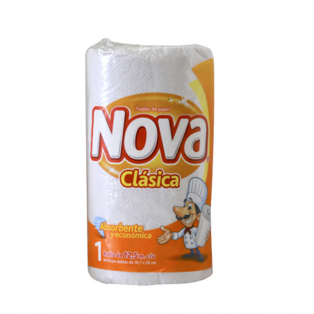 TOALLA PAPEL NOVA CLASICA...