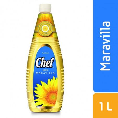 ACEITE 1 LITRO MARAVILLA CHEFi