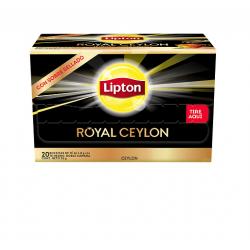 TE 20 BOLSITAS LIPTON ROYAL...