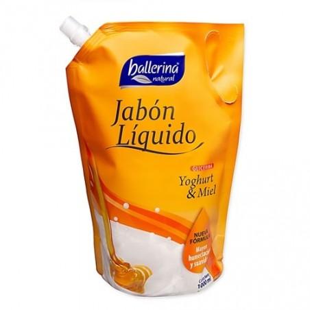 JABON LIQUIDO 1LT BALLERINA...