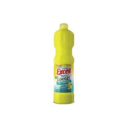 CLORO GEL 900ML EXCELL...