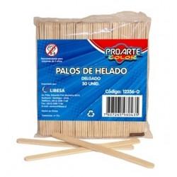PALOS DE HELADO NATURAL...
