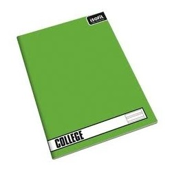 CUADERNO COLLEGE 80 HJS...